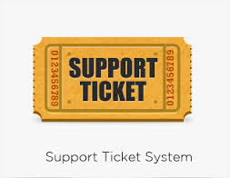 Supportticket