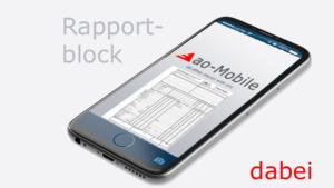 rapportblock